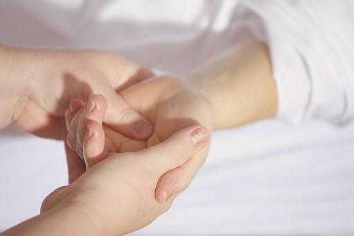 Muisarm of RSI-behandeling